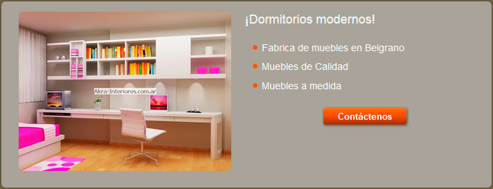 Dormitorios para jovenes con onda for Dormitorios juveniles chicos