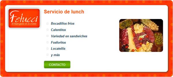 precios de servicios de lunch para 100 personas, Servicio De Lunch Precios Accesibles, precios de servicios de lunch, servicio de lunch para 50 personas economico,