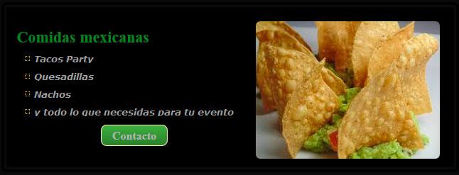 comida mexicana zona oeste, comida mexicana en zona norte, comida mexicana para fiesta, comida mexicana para eventos, comida mexicana eventos,