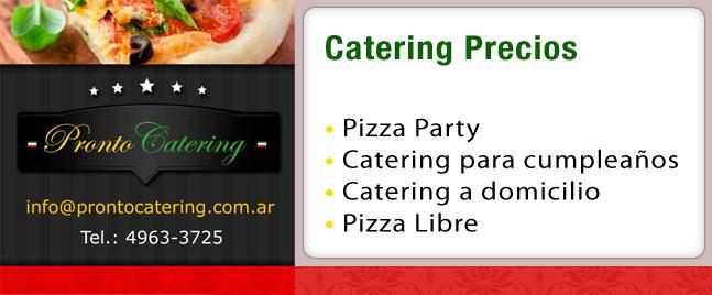 servicio de catering precios, precios catering, precios pizzas, precios de las pizzas, pizza party precios por persona, pizza party capital federal precios, precios de catering por persona,