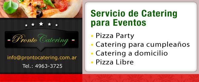 fiesta catering, empresas catering, salsarte pizza party & catering - en tu evento cuando quieras, catering para 50 personas, costo catering, servicios de catering para eventos,